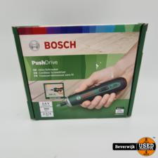 Bosch Bosch Push Drive Accu-Schroevedraaier 3.6 Volt - NIEUW