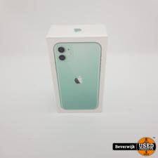 Apple Apple iPhone 11 64 GB Groen - Nieuw! Met Garantie