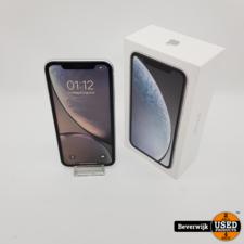 Apple Apple iPhone XR 64 GB Wit - In Goede Staat