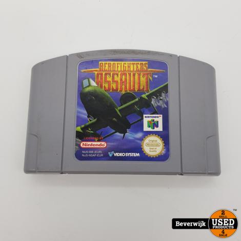Lylat Wars - Nintendo 64 - In Doos
