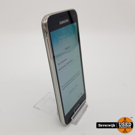 Samsung Galaxy S5 Mini 16GB - In Goede Staat