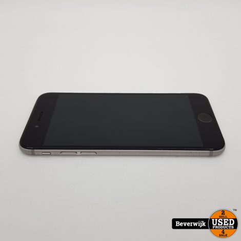 Apple iPhone 6 16 GB Zwart 100