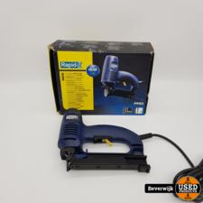 Rapid R606 Elektrische Nietmachine - Nieuw in Doos!