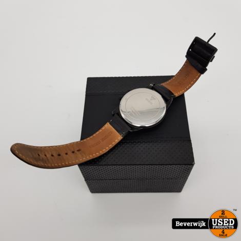 Guess W11174G1 Horloge Black - In Goede Staat