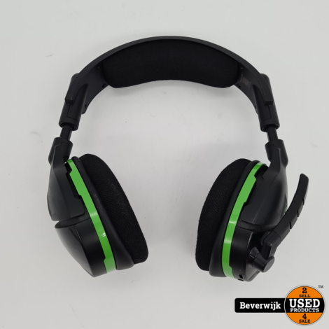 Xbox Stealth 600 Headset - In Goede Staat