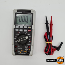 Voltcraft VC-440 E Multimeter Inclusief Probes - In Goede Staat