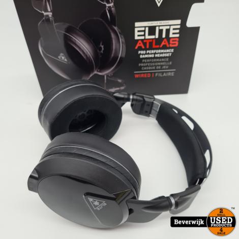 Turtle Beach Elite Atlas Pro Performance headset Xbox One PS4 Switch - Nieuwstaat