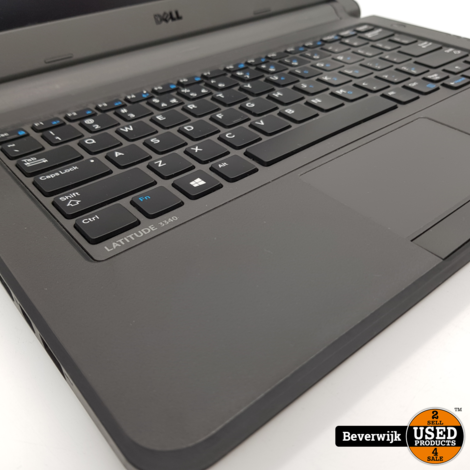 Dell Latitude 3340 Intel Core i3 Laptop 500GB - In Goede Staat
