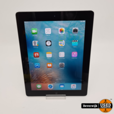 Apple Apple iPad 2 16 GB Space Gray - In Goede Staat