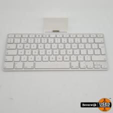 Apple Apple A1359 Toetsenbord Wit - In Goede Staat