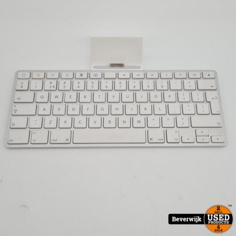 Apple A1359 Toetsenbord Wit - In Goede Staat