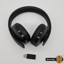 Sony Sony Playstation Gold Wireless Headset 7.1 Surround - In Goede Staat
