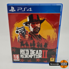 Sony Red Dead Redemption II - PS4 Game