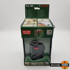 Bosch PLL 360 Lijnlaser  - Nieuw in Doos