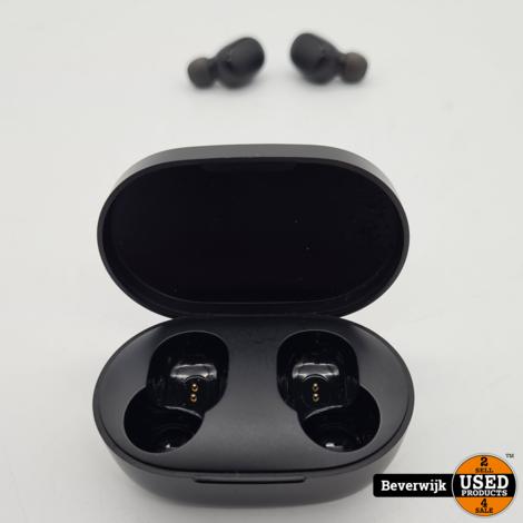 Xiaomi Oortjes Earbuds Zwart - In Goede Staat