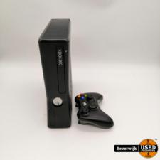 Microsoft Microsoft Xbox 360 250 GB Slim - In Goede Staat