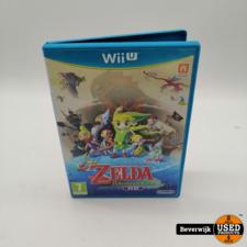 Nintendo The Legend of Zelda the Windwaker  - Nintendo Wii U Game