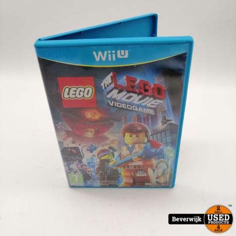 Lego Movie Video - Wii U Games