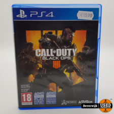 Sony Call of Duty Black ops 3 - PS4