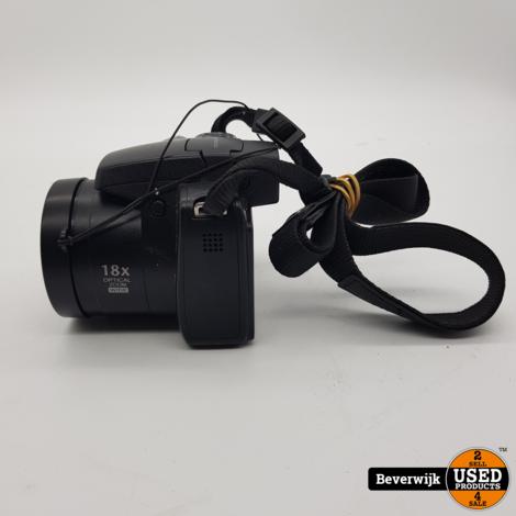 Nikon Coolpix P80 10.1 Megapixels Digitale Foto Camera - In Goede Staat