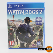 Sony Watchs Dogs 2 - PS4 Game