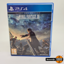 Sony Final Fantasy XV - PS4 Game