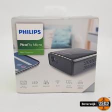 Philips Philips PicoFix Micro Draagbare Beamer - Nieuw!