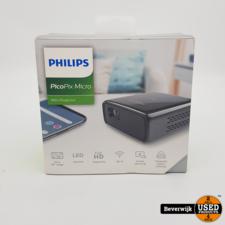 Philips Philips PicoPix Mirco Draagbare Beamer Nieuw in Doos