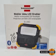 Brennenstuhl Brennenstuhl Blumo Mobilier Akku Led Strahler LED Floodlight - Nieuw!