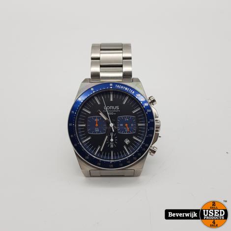 Lorus VD53-X305 - Zilver - In Prima Staat