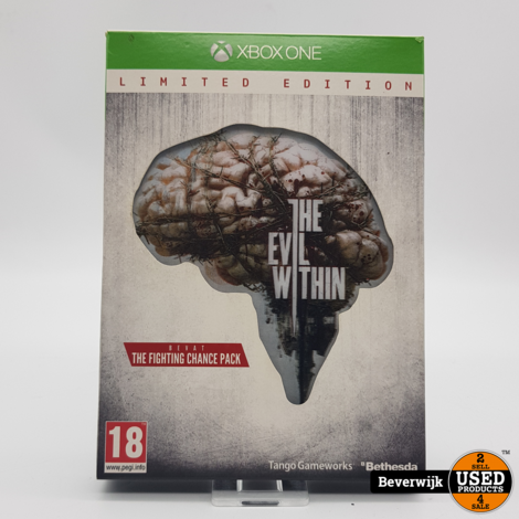 The Evil Within - Game Solution - Xbox One Game