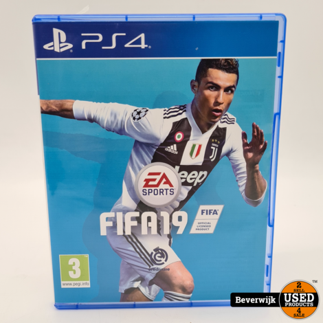 Fifa 19 - PS4 Game