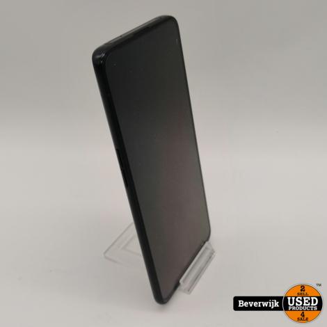 Oppo Reno2 256 GB Zwart 1,5 Jaar Garantie - In Nieuw Staat!