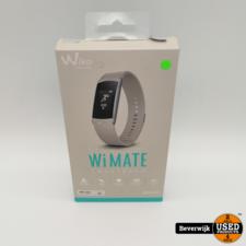 Wiko Wiko Wimate Smartwatch Grijs - Nieuw!