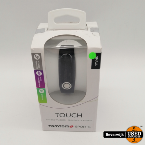 Tomtom Touch Sport Smart Watch - Nieuw!