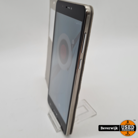 Teenq Mobile A9+ Phone 8GB Gold - In Goede Staat