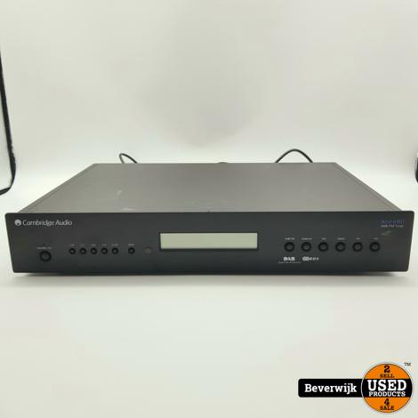 Cambridge Audio Azur 640T DAB/FM Tuner in Prima Staat