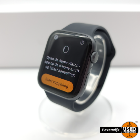 Apple Watch Series 4 44mm Space Gray - Goede Staat