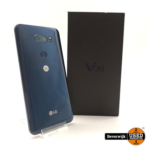 LG V30 64GB Blauw - Zo Goed Als Nieuw