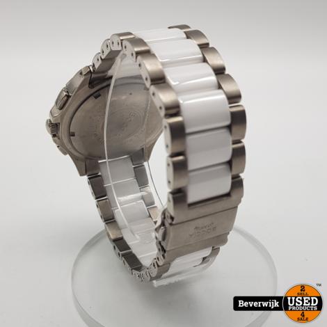 Boccia 3766-03 Heren Horloge Quartz - In Nette Staat