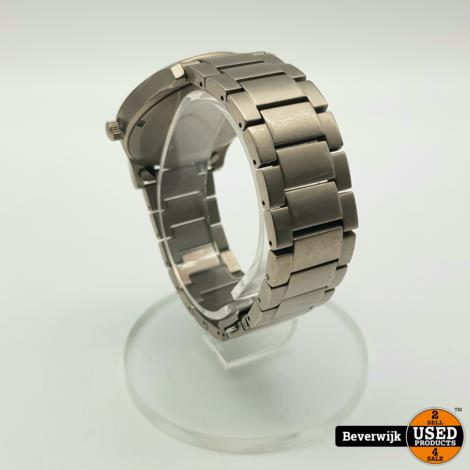 Boccia Titanium 3565-02 Heren Horloges - in Nette Staat