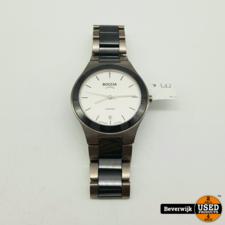 Boccia Ceramic 3564-01 Heren Horloge - In Nette Staat