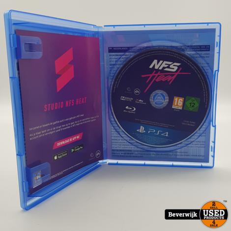 NFS Heat - PS4 Game
