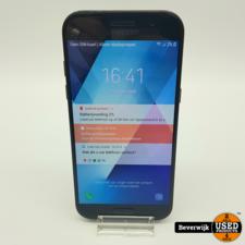 Samsung Galaxy A5 (2017) 32GB Zwart - In Goede Staat