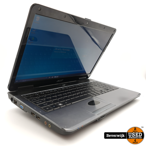 Acer Aspire 5732Z Dual Core 4GB RAM 500GB HDD - In Goede Staat