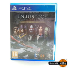 Sony Injustice Gods among Us PS4 Game - In Nette Staat
