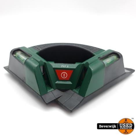 Bosch PLT 2 Hoeklaser - In Nette Staat