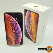 Apple Apple iPhone XS 64 GB Goud - In Nette Staat