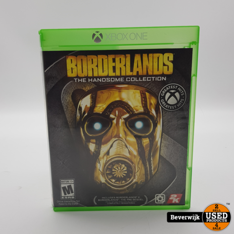 Borderlands The Handsome Collection Microsoft Xbox One - In Nette Staat