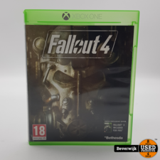 Xbox Fallout 4 Microsoft Xbox One Game - In Nette Staat
